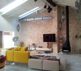 Ático Show Room Firma LAGO en Alicante